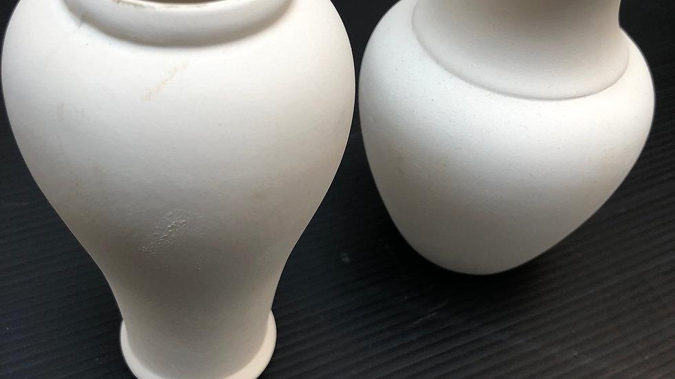 small vase 10cm - varied shapes
