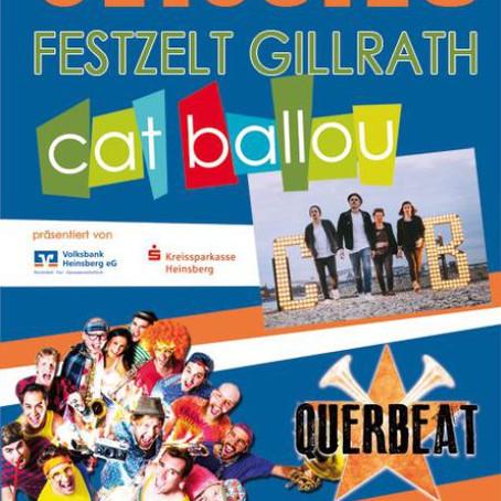 cat ballou / QUERBEAT:  Veranstaltung ausverkauft