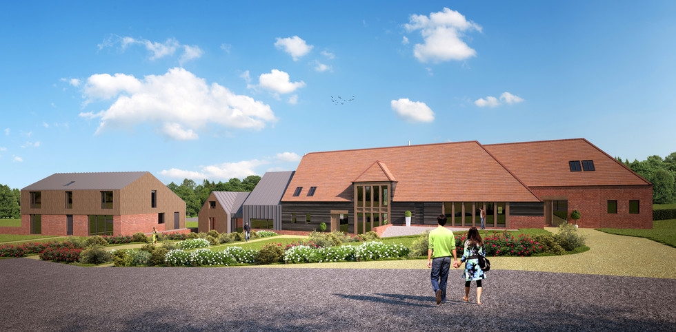 Visualise The New Homes