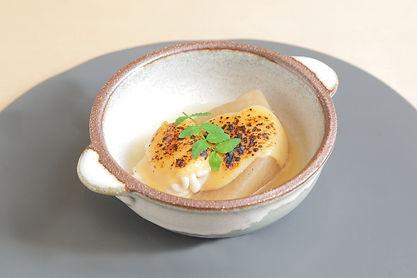 蕪と雲子の柚子味噌.jpg