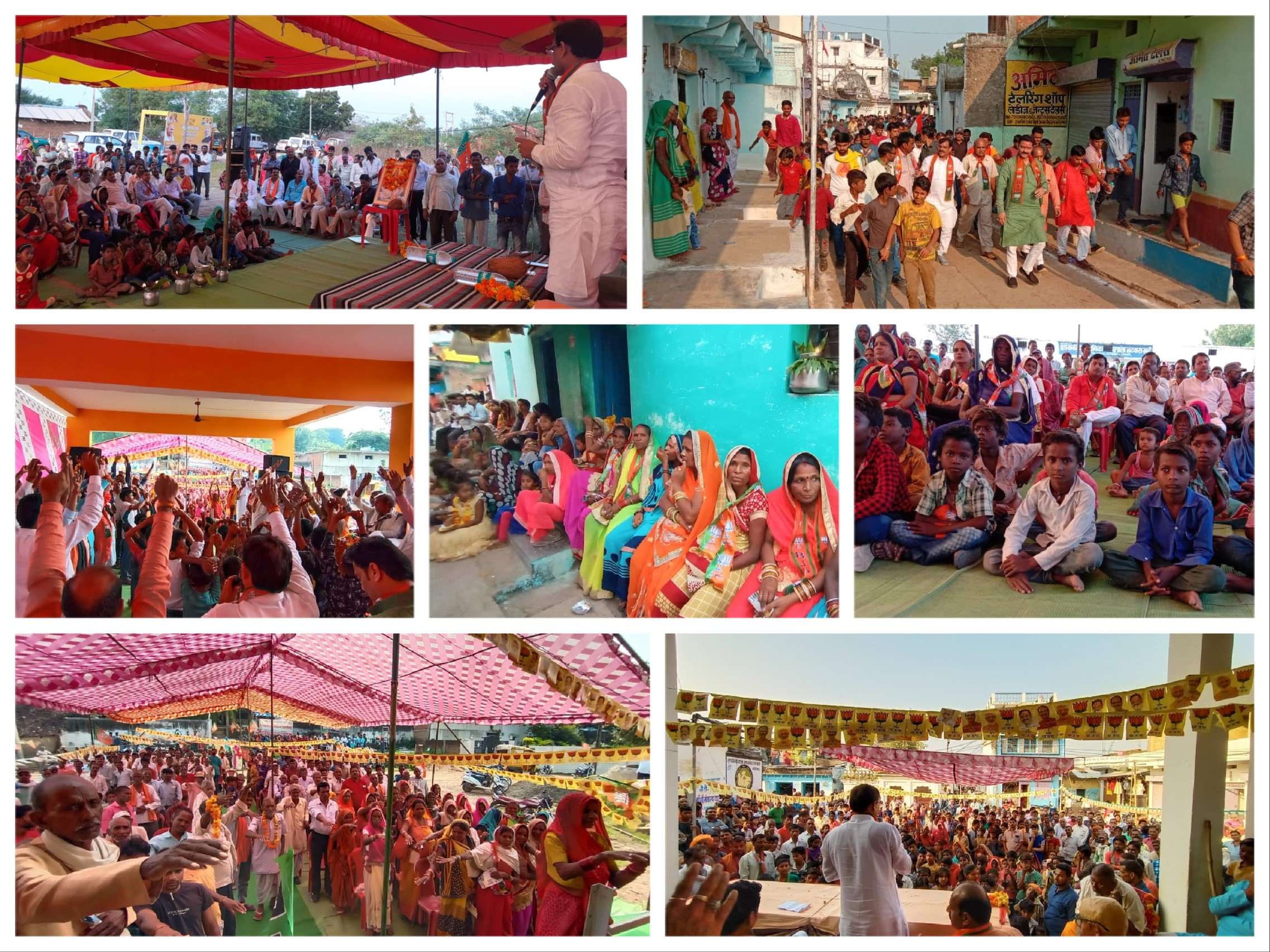 Gandhi Sankalp Yatra_ Day-5