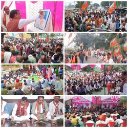 Gandhi Sankalp Yatra_ Day-15
