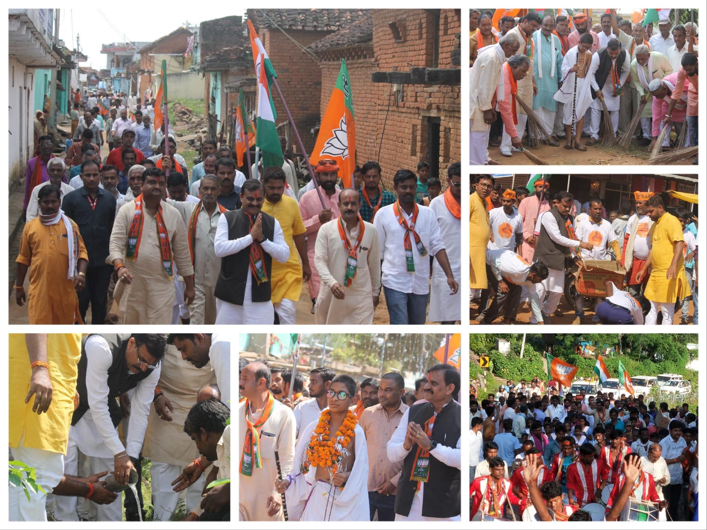Gandhi Sankalp Yatra_ Day-3