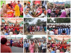 Gandhi Sankalp Yatra_ Day-14