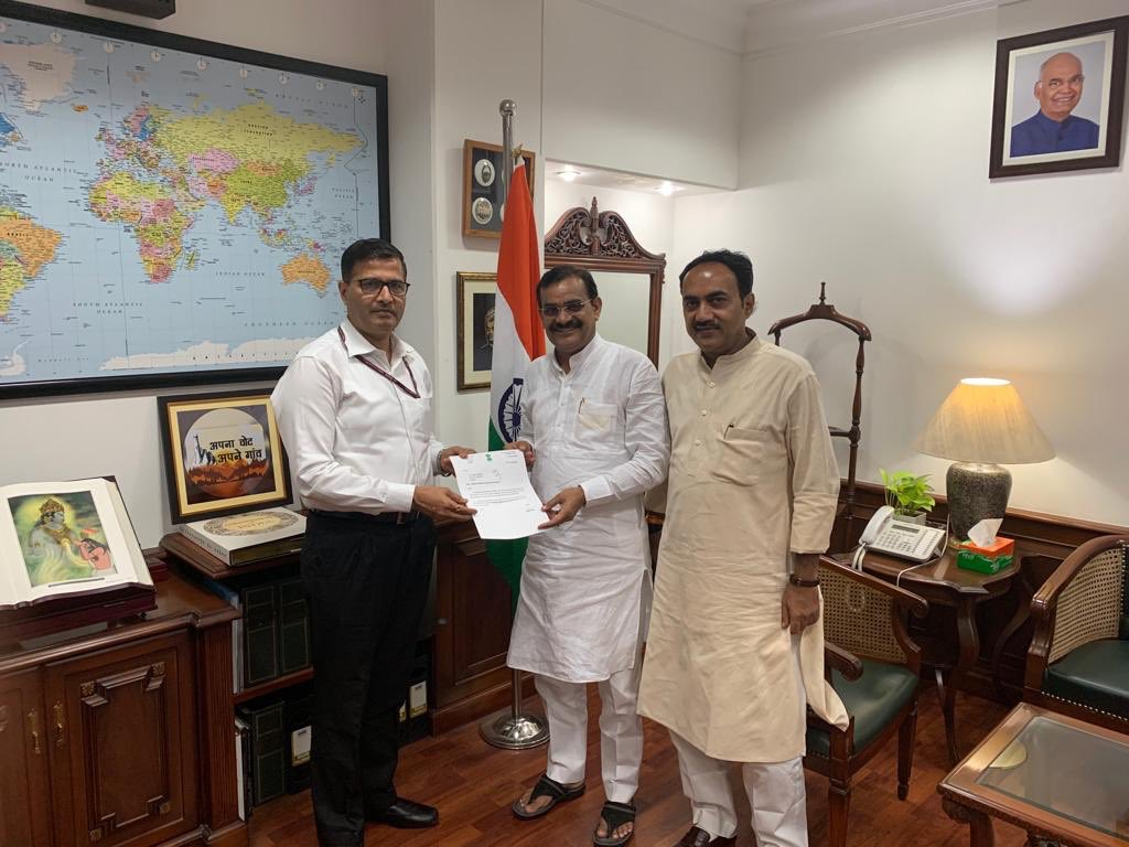 Air India CMD Shri Ashwani Lohani