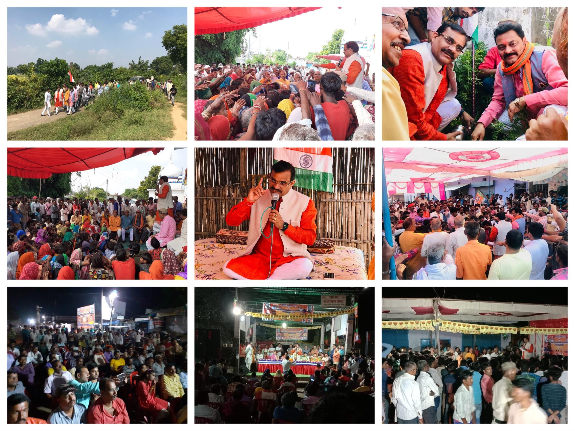 Gandhi Sankalp Yatra_ Day-6