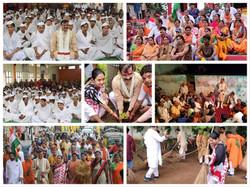 Gandhi Sankalp Yatra: Day-1