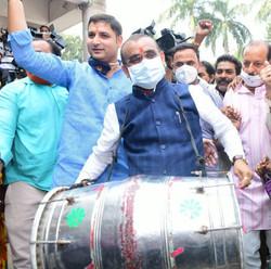 विधानसभा उपचुनाव में भाजपा की प्रचंड जीत