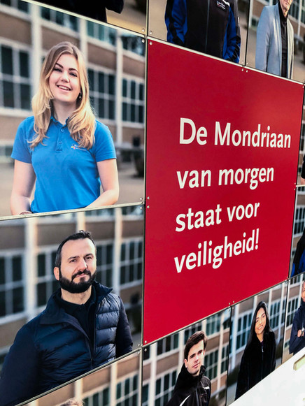 Collage ROC Mondriaan