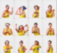 Team collage Madrid