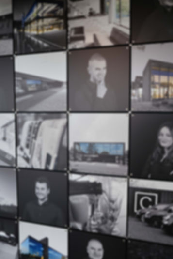 Wall of fame Courage Architecten