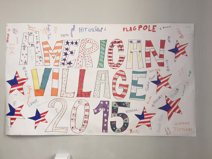 American Village CM2 2015