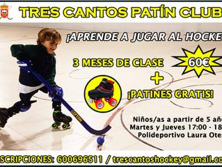 ¡Aprende a jugar al hockey!