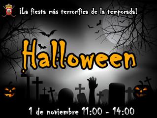 Halloween, fiesta terrorífica en el club