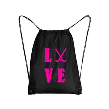 Bolsa de cuerdas LOVE