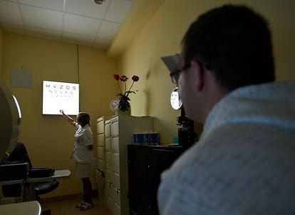 Dobór okularów w Klinice Alfa w Sochaczewie