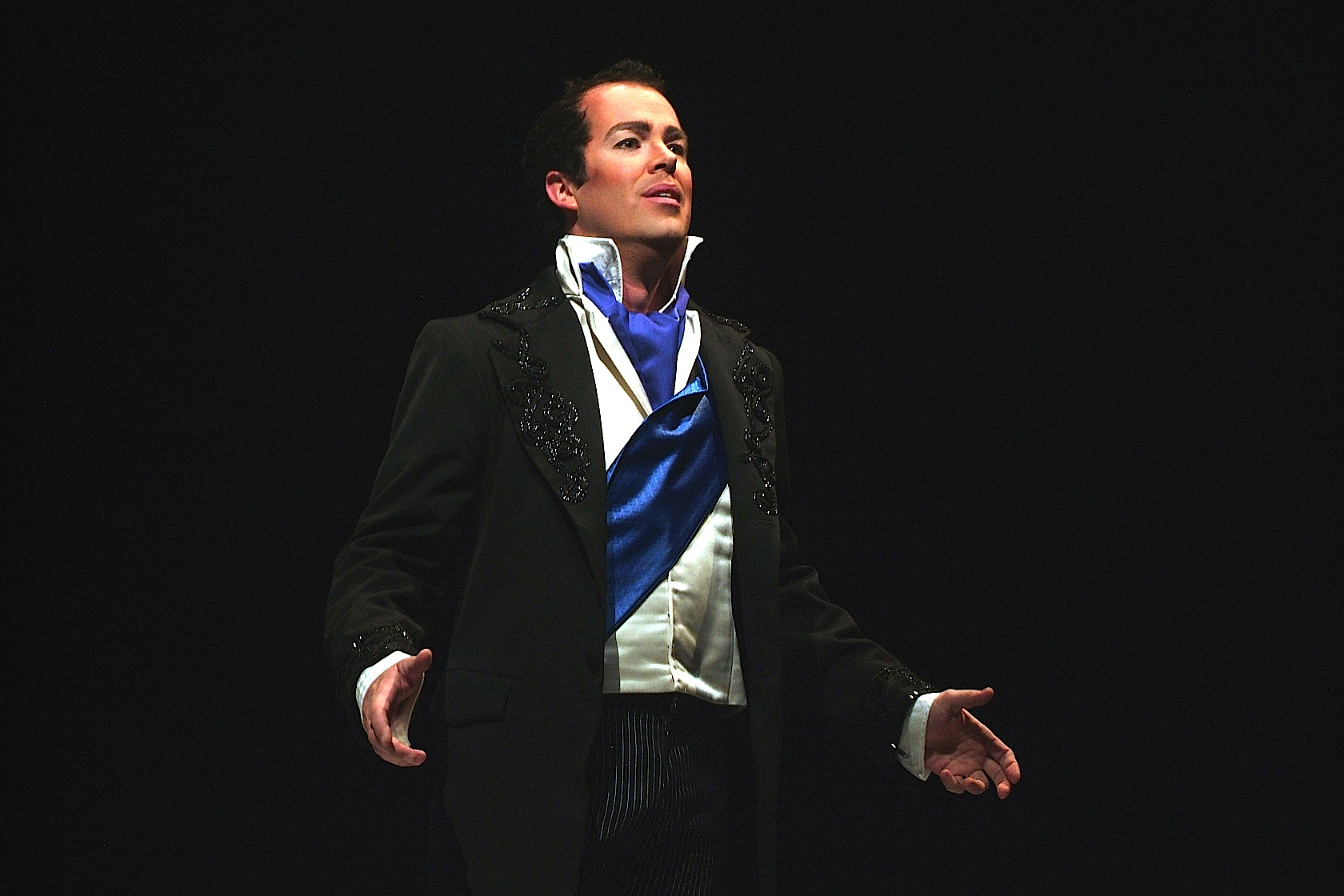 Vale Rideout as Prince Charming