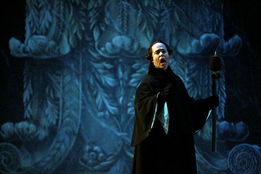 Vale Rideout as Don Ottavio in Palm Beach Opera's production of Don Giovanni