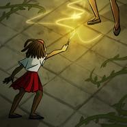 Sunny cover illustration