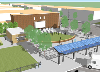 New Images of Broadway Plaza