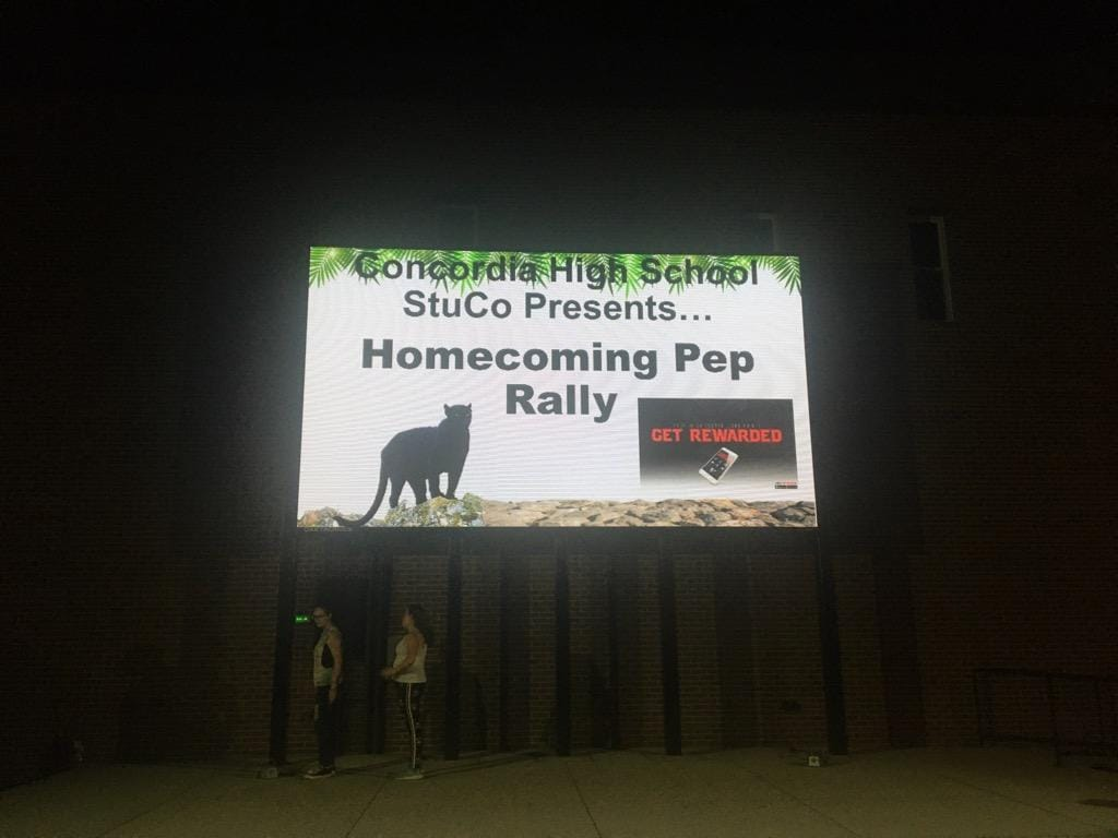 CHS Homecoming Assembly 2019