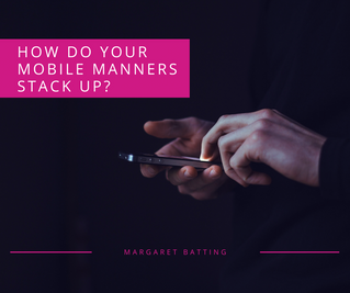 How Do Your Mobile Manners Stack Up?
