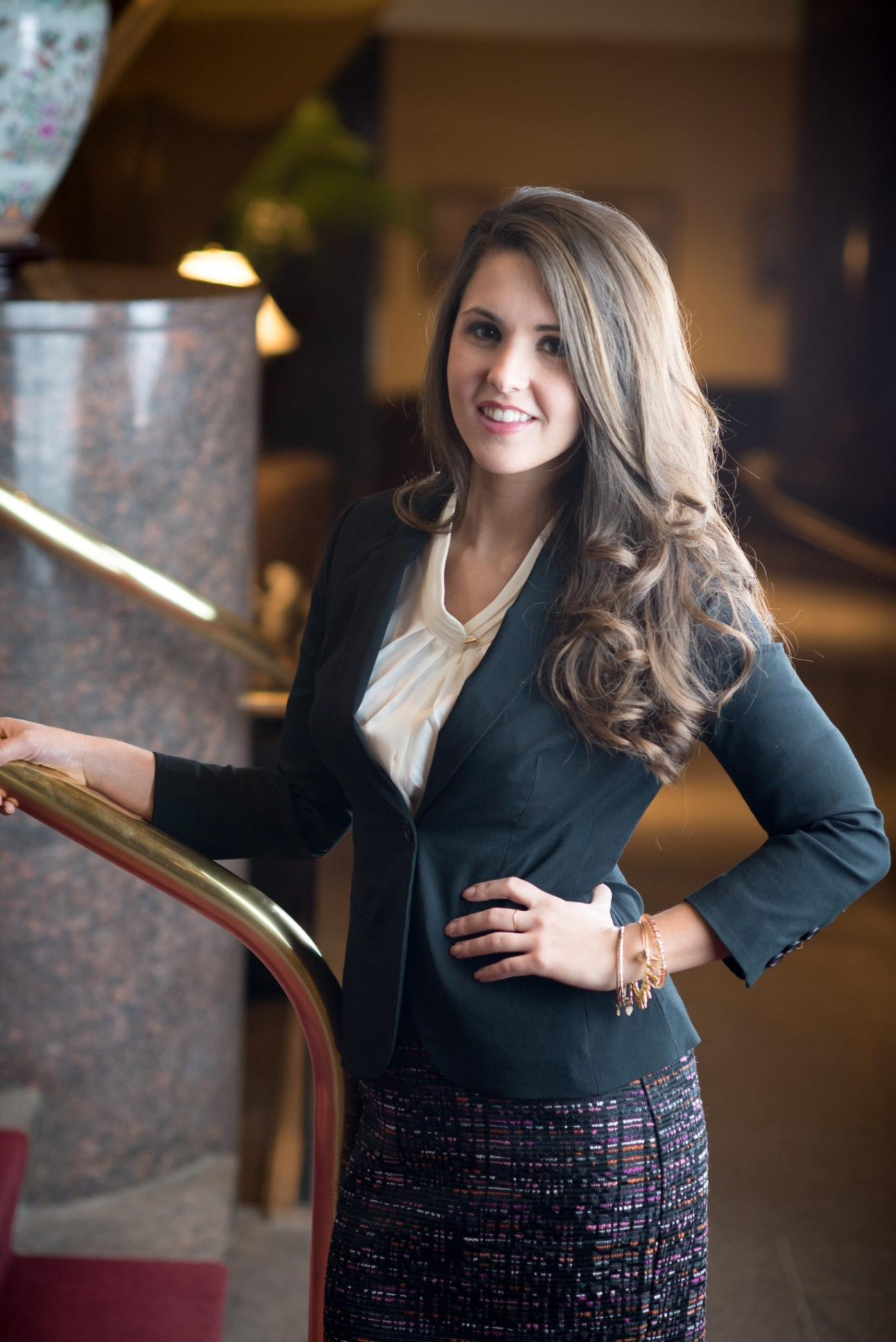 Jessica Santamaria - businesswoman