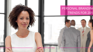 Personal Branding Trends For 2016