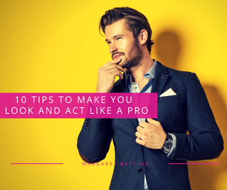 10 Tips To Make You Look And Sound Like A Pro