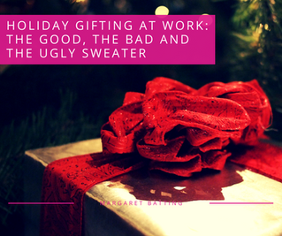 Holiday Gifting at Work: The Good, the Bad and the Ugly Sweater