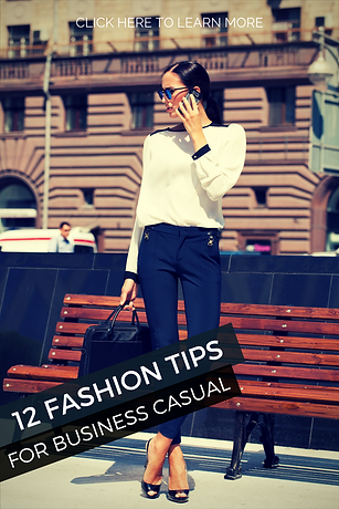fashion tips for business casual