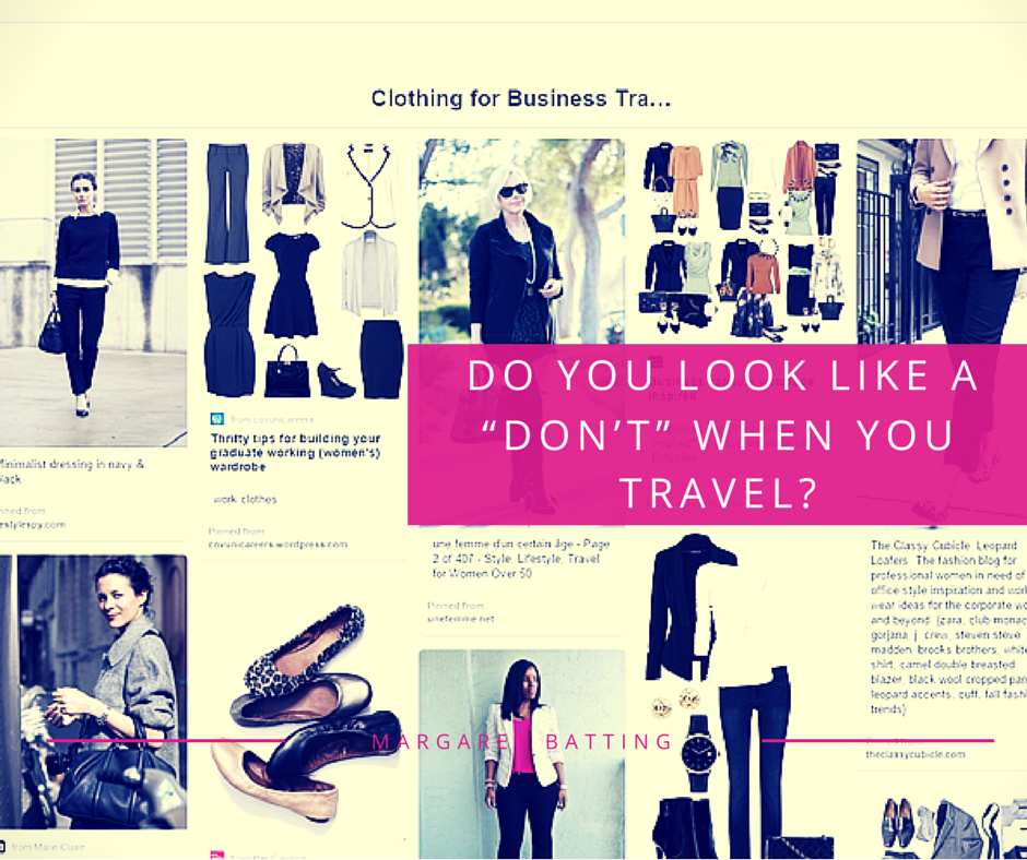 Clothing for Business Travel