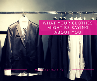 What Your Clothes Might Be Saying About You