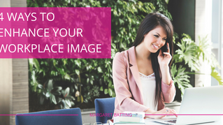 4 Ways To Enhance Your Workplace Image