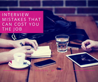 Interview Mistakes That Can Cost You The Job