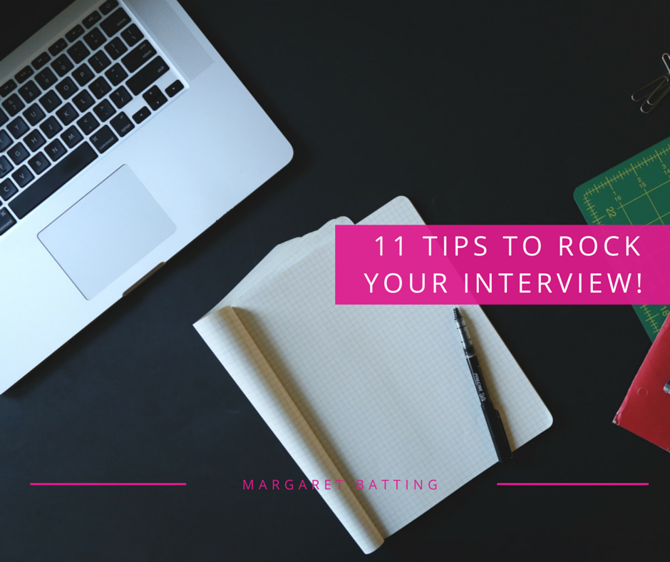 Tips For The Perfect Interview