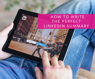 How to Write the Perfect LinkedIn Summary