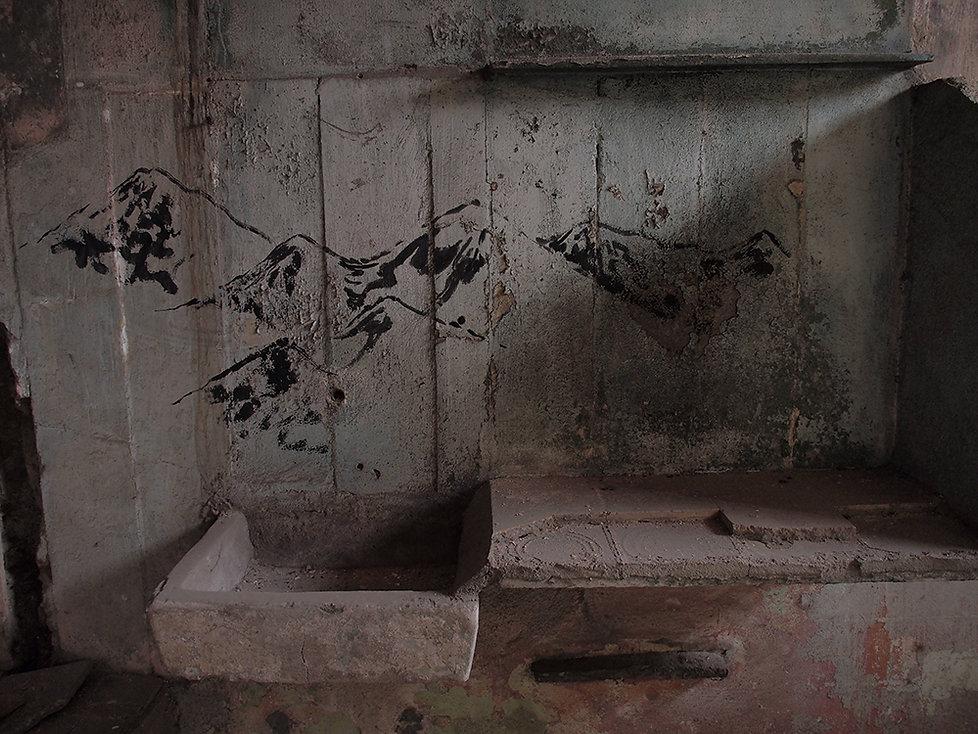 montanhas ocupação artística eac espacio de arte contemporaneo carcere thais ueda