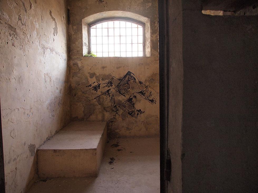 eac espacio de arte contemporaneo carcere thais ueda