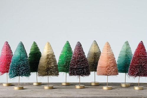 Modern Bottle Brush Trees