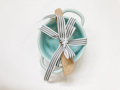 Dip Bowl & Spreader Gift Bundle