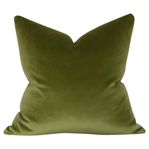 Velvet Pillow Cover Collection