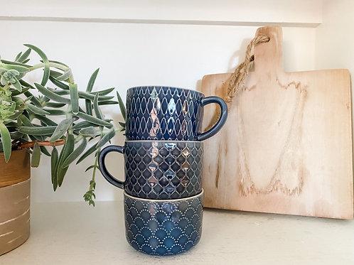 Naomi Coffee Mugs