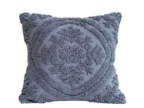 """Elizabeth Cotton Chenille Pillow 18"""""""