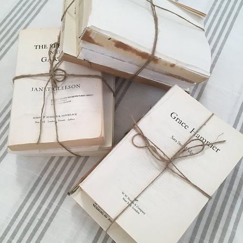 Repurposed Book Bundles