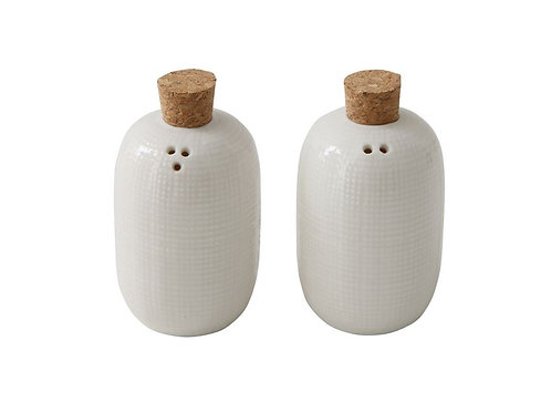 Minimalist Salt & Pepper Shakers