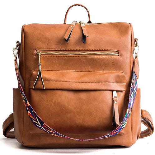 Boho Convertible Backpack