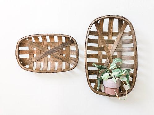 FOUND Tobacco Baskets