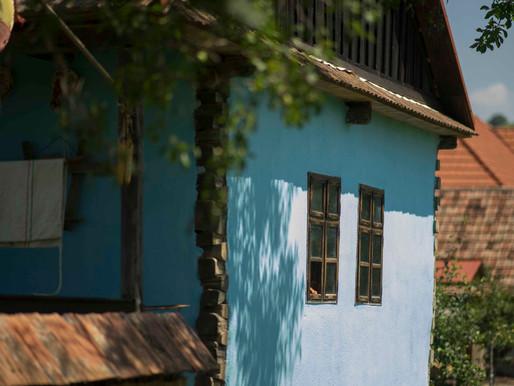 Casa Feliciei Florii Rusoii din Valcău de Jos