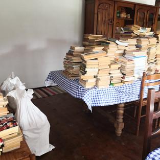donație de la e Biblioteca Județeană Sălaj